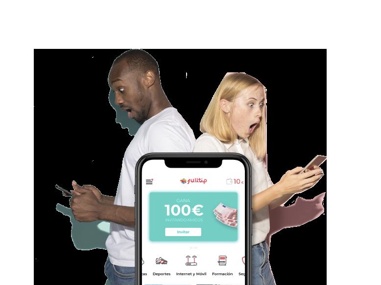 Fulltip - Descarga nuestra app